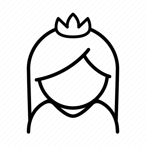 avatar, bride, couple, girl, love, wedding, woman icon
