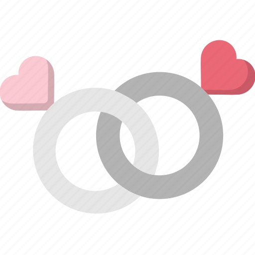 couple, engagement, heart, love, marriage, ring, wedding icon
