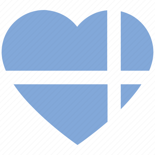 Heart, like, love, romance, valentine's day icon - Download on Iconfinder