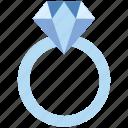 couple, diamond ring, engagement, present, valentine's day, wedding