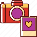 photo, picture, camera, photography, digital, heart, love