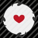 arrow, heart, love, relationships