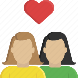 heart, love, relationship, romance, valentine, valentine's day, woman icon
