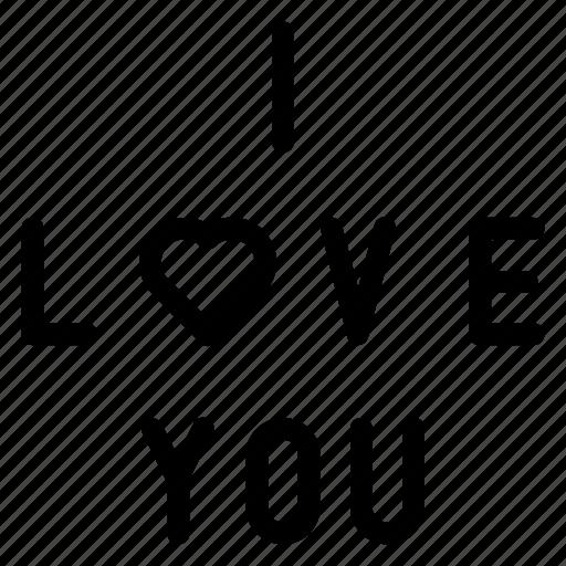 Love, romance, letter, message, proposal, valentine, wedding icon - Download on Iconfinder