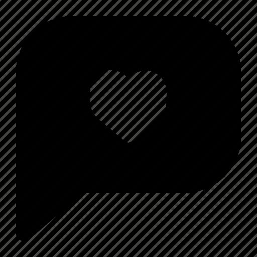 Chat, conversation, love, talk, valentine icon - Download on Iconfinder