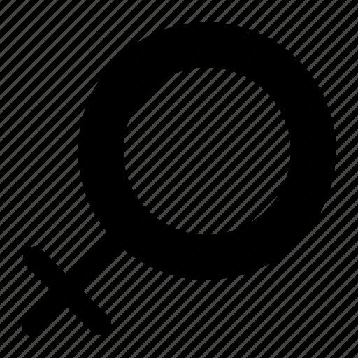 Female, gender, girl, sex, women icon - Download on Iconfinder