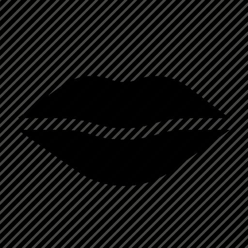 Kiss, lips, love, night, valentine icon - Download on Iconfinder