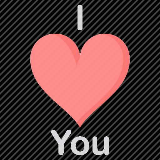 day, i, love, valentine, valentines, you icon