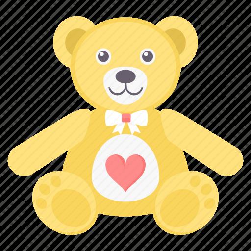 Bear, day, hug, love, teddy, valentine icon - Download on Iconfinder