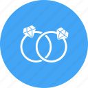 gift, gold, jewelry, marriage, ring, rings, wedding icon