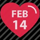 14 february, heart, like, love, romance, valentine's day