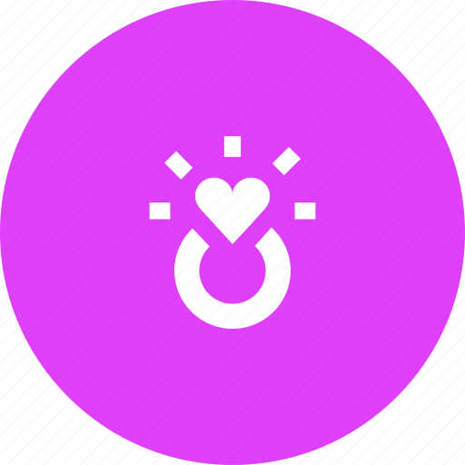 Engagement, heart, love, marriage, propose, ring, valentines icon - Download on Iconfinder