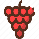 food, fruit, grape