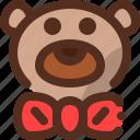 bear, children, teddy, toy, toys
