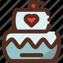 cake, cooking, food, sweet