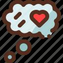 love, romance, thoughts, valentine