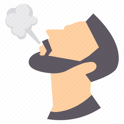 Electronic cigarette, vape, cigarette, smoke, e-cigarette, smoking, vapor icon