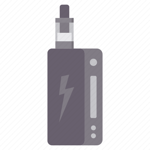 cigarette, e-cigarette, electronic cigarette, smoke, smoking, vape, vapor icon