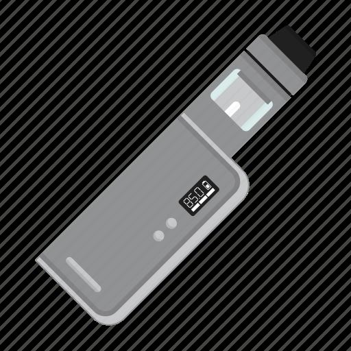 cigarette, cloud, e-cig, electronic, mod, vape, vaping icon