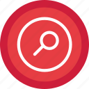 find, magnifier, search, zoom