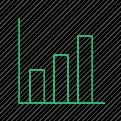 chart, diagram, figure, graph icon