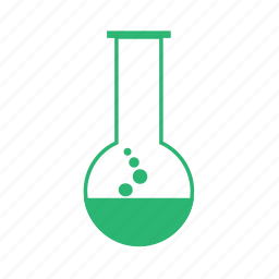 bulb, chemistry, meashurin, reagents icon