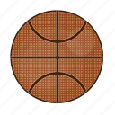 ball, basketball, basketballs, nba, sports icon