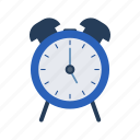 alarm, clock, design, second, time icon