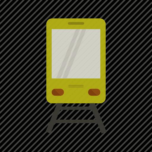 design, speed, train, travel icon