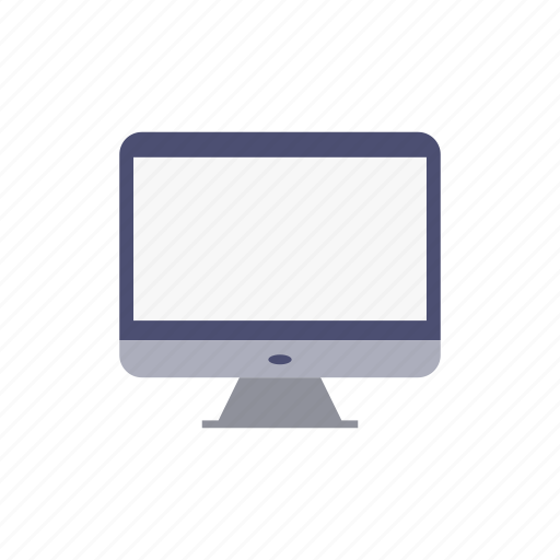 computer, design, monitor, office, technology icon