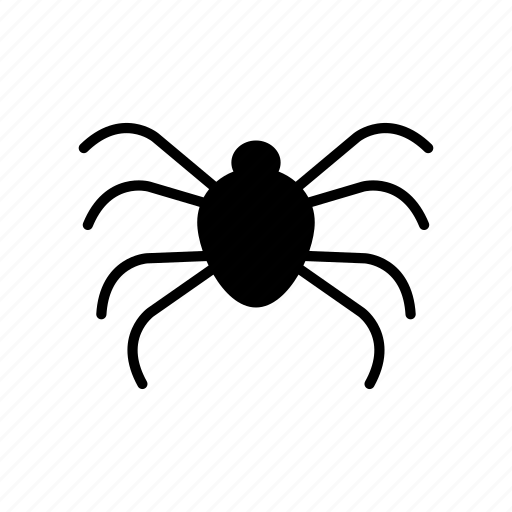 ghost, halloween, horror, scary, spider, spooky icon