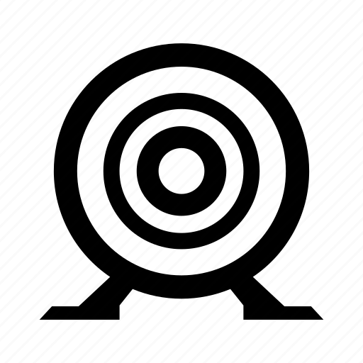 aim, business, finance, goal, money, target icon