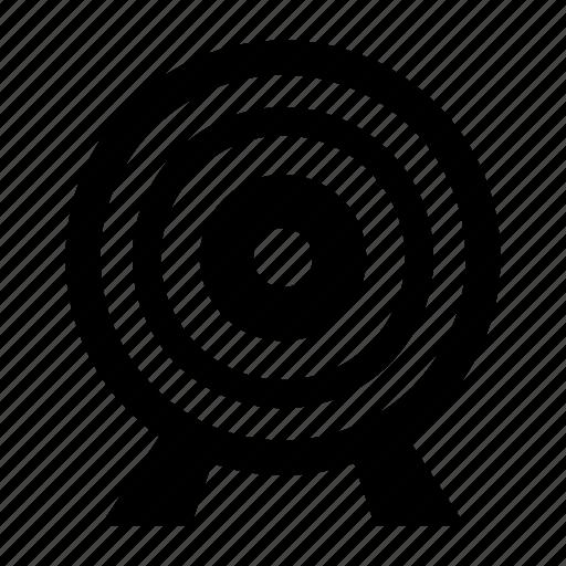 aim, business, cash, finance, goal, money, target icon