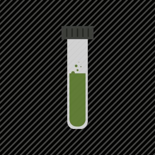 design, liquid, science, test tube icon