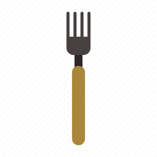design, food, fork, kitchen, tool icon