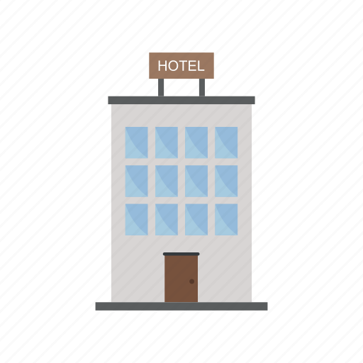 building, design, holiday, hotel, relax icon