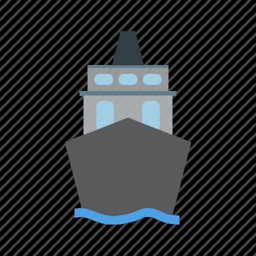 anchor, design, sea, ship, travel icon