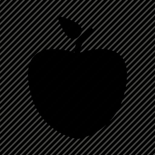 apple, design, food, fruit icon