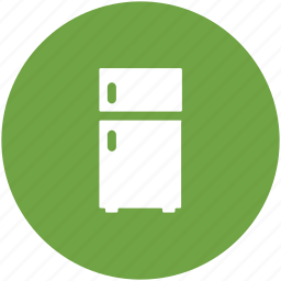 electronics, fridge, home appliance, kitchen equipments, refrigerator icon