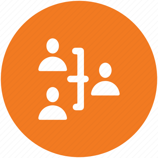 Communication, group, hierarchy, people, team, team members icon - Download on Iconfinder