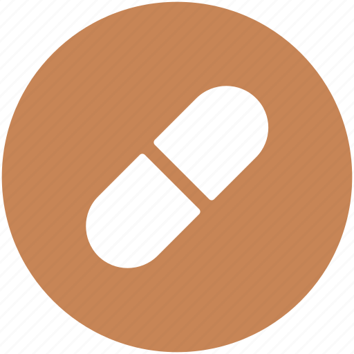 capsule, drug, medical treatment, medication, medicine, pill, tablet icon