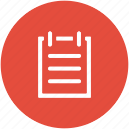 jotter, note pad, notebook, steno pad, writing, writing pad icon