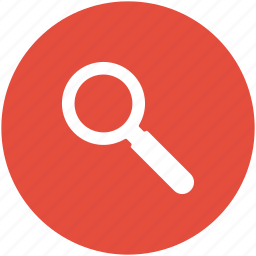 magnifier, magnifying lense, search, searching glass, web search, zoom icon