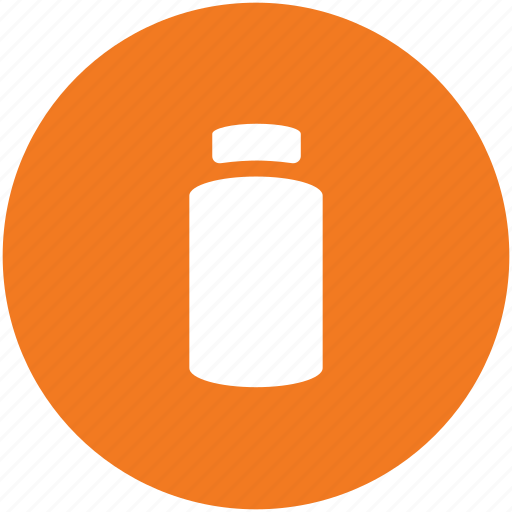 bottle, drugs, medicine bottle, medicine jar, pills bottle, syrup icon