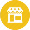 market place, market stand, retail store, shop, store, supermarket icon