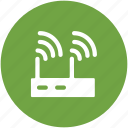 internet device, internet modem, router, wifi modem, wifi router, wireless modem icon