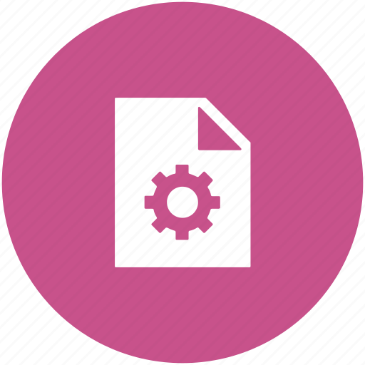 document, document preferences, file options, file setting, optimization, setting icon