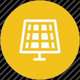 renewable energy, solar cell, solar energy, solar energy panel, solar panel, solar system icon