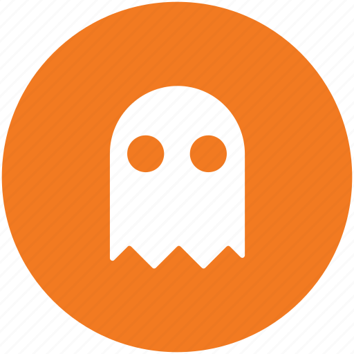 dreadful, fearful, ghost, halloween ghost, horrible, scary icon