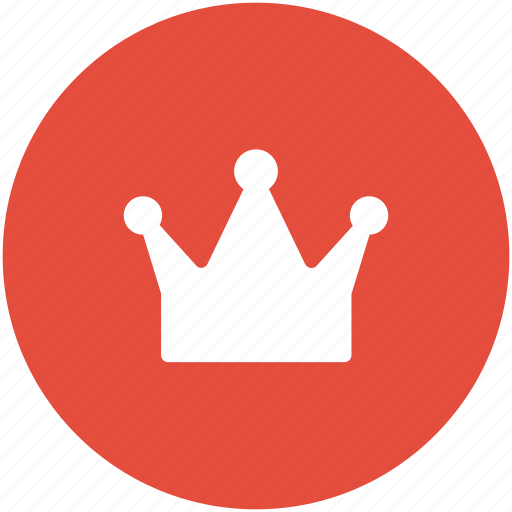 crown, diadem, king, prince, queen, royal crown icon